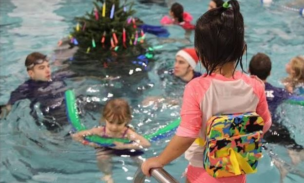 Atlanta Swim Academy to Host Underwater Tree Lighting and Food Drive