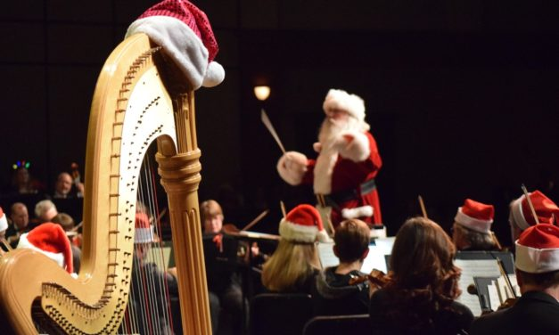 *Facebook Friday Freebie!  Enter To Win 6 tickets to GSO's Holiday Pops Concert!