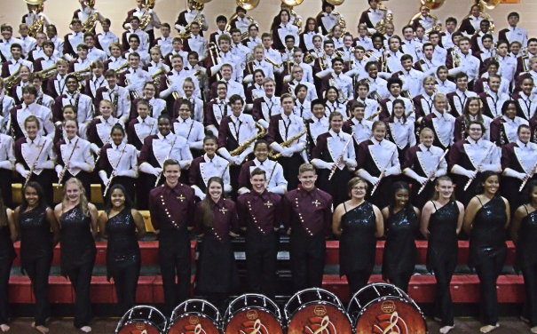 Help the Lassiter HS Marching Band Win $5,000!