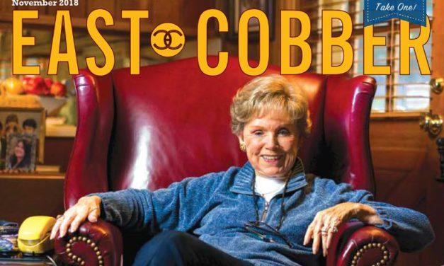 Look Who's On The Cover! Longtime East Cobb Resident, Wylene Tritt