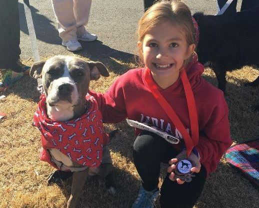 RUN WITH YOUR DOG AT THE ATLANTA LAB RESCUE ROAD RACE