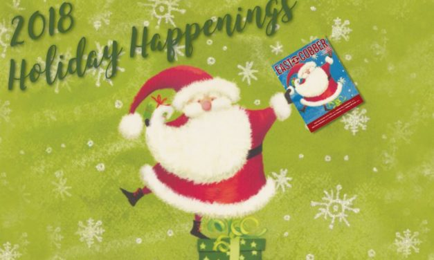 Ho! Ho! Ho! Holiday Happenings All Around Town