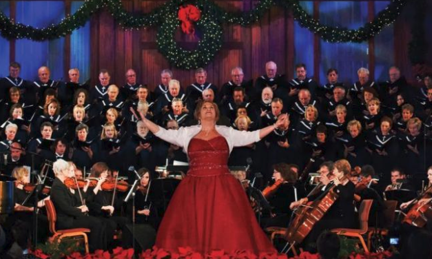 Sandi Patty to Sing at Piedmont Church on December 20