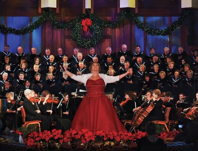 Sandi Patty to Sing at Piedmont Church on December 20