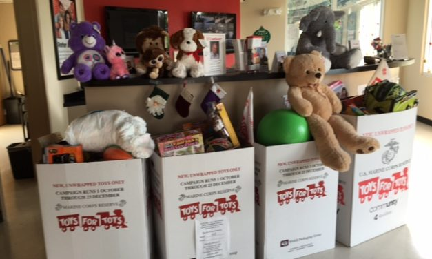TOYS FOR TOTS SEEKS DONATIONS