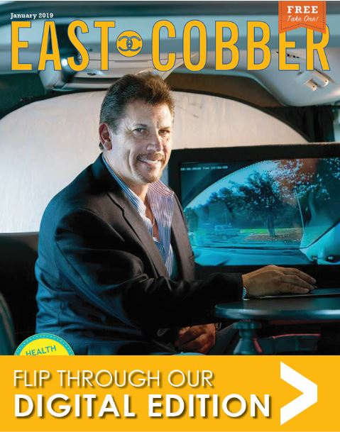 Read the latest EAST COBBER
