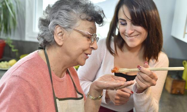 SHARE THE CARE VOUCHER PROGRAM HELPS CAREGIVERS