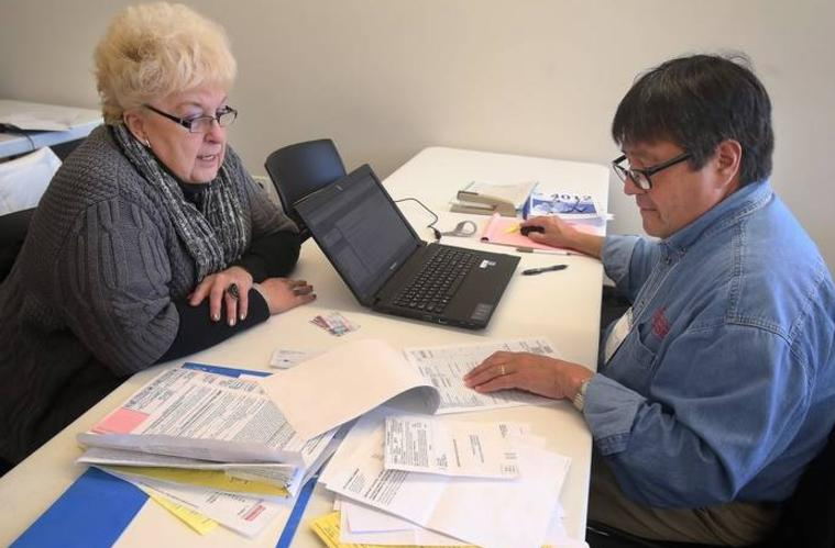 AARP TAX-AIDE OFFERS FREE TAX HELP