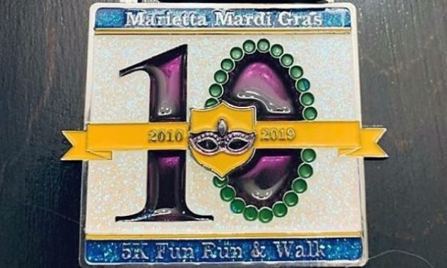 Sign Up for Mardi Gras Run by Feb. 20 Now Before the Price Increases